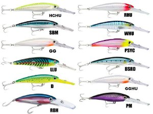 Isca Artificial Rapala X-rap 40
