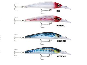Isca Artificial Rapala MAGNUM XTREME 160