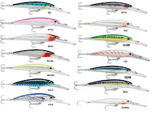 Isca Artificial Rapala X-rap 30