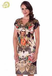 Vestido Imaculado Coração de Maria