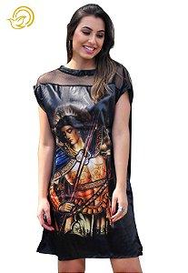 Vestido São Miguel Arcanjo