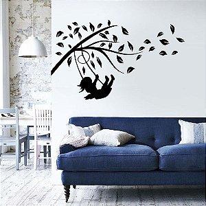 Balanço - Adesivo Decorativo 98 x 58 cm