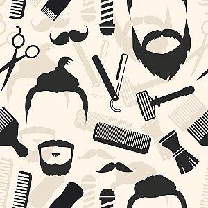 Barbearia - Papel de Parede