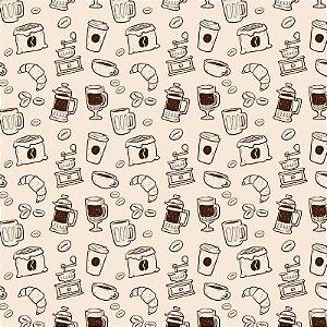 Cafeteria - Papel de Parede