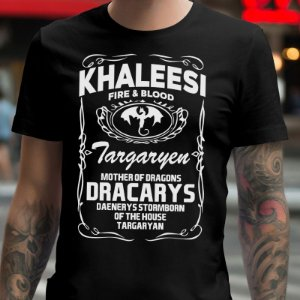 Camiseta GOT Targaryen
