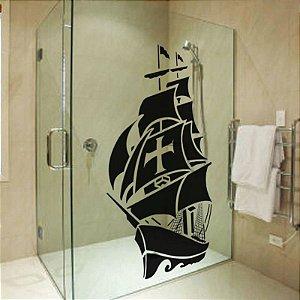 Caravela - Adesivo Decorativo 37 x 70 cm