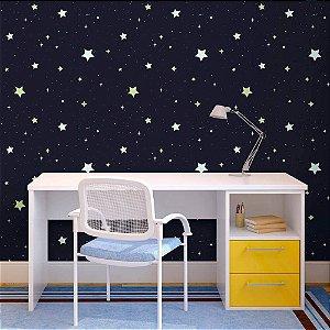 Céu Estrelado - Papel de Parede infantil