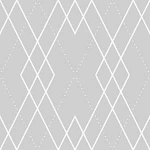 Geométrico V - Papel de Parede /