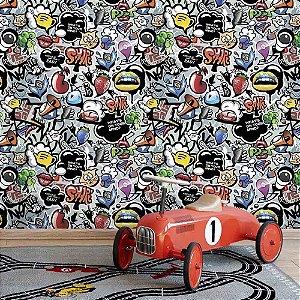 Grafite - Papel de Parede