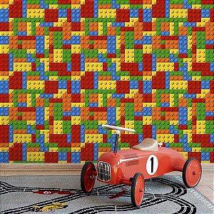 Lego - Papel de Parede Infantil