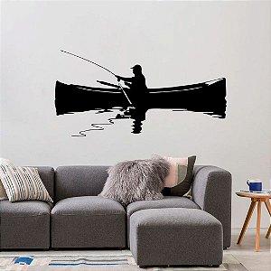 Pescador 115 x 58 cm /