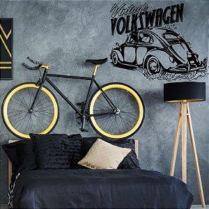 Vintage Volkswagen - Adesivo Decorativo 75 x 58 cm
