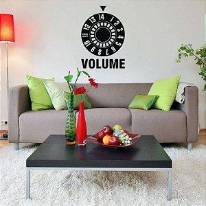 Volume - Adesivo Decorativo 40 x 60 cm
