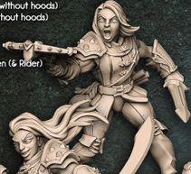 """Adepto """"F"""" - Guilda dos Ladrões - Miniatura Artisan Guild"""