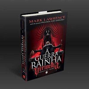 LIVRO - PRINCE OF FOOLS - GUERRA DA RAINHA VERMELHA Vol 1 - Ed. DARKSIDE - CAPA DURA