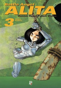 MANGÁ - BATTLE ANGEL ALITA Vol 3