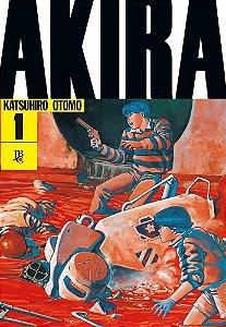 MANGÁ - AKIRA Vol 1
