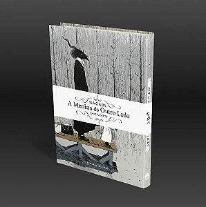 MANGÁ - A MENINA DO OUTRO LADO Vol 2 - Ed. DARKSIDE - CAPA DURA