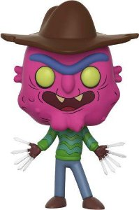 FUNKO POP RICK E MORTY - SCARY TERRY - 300
