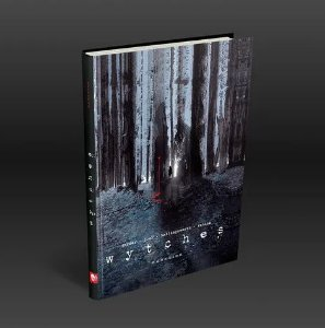 GRAPHIC NOVEL - WYTCHES - Ed. DARKSIDE - CAPA DURA