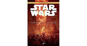 LIVRO - STAR WARS - HERDEIRO DO IMPÉRIO - Vol.1 da Trilogia Thrawn