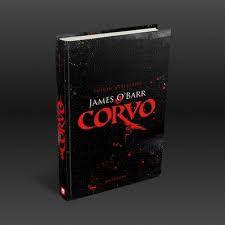 GRAPHIC NOVEL - O CORVO - Edição definitiva - Ed. DARKSIDE - CAPA DURA
