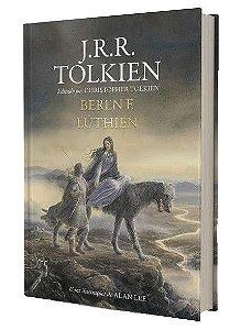 LIVRO - BEREN E LUTHIEN - J.R.R. TOLKIEN - EDIÇÃO DE LUXO - CAPA DURA