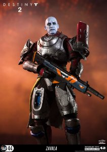 ZAVALA - Destiny 2 - Action Figure - McFarlane Toys
