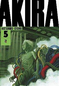 MANGÁ - AKIRA Vol 5