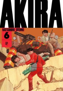 MANGÁ - AKIRA Vol 6