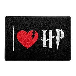 CAPACHO - LOVE HP - 60x40 - Harry Potter