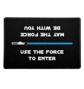 CAPACHO - USE THE FORCE - 60x40 - Star Wars