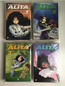 MANGÁ - BATTLE ANGEL ALITA Vol 1