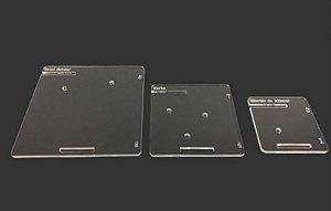 Kit de Bases de Acrílico para Mansions of Madness  (Jogo Base)