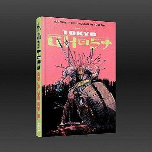 Graphic Novel - Tokyo Ghost - Ed. DARKSIDE - CAPA DURA