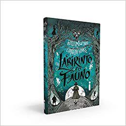 Livro - Labirinto do Fauno - Guillermo del Toro - Ed. Intrínseca - CAPA DURA