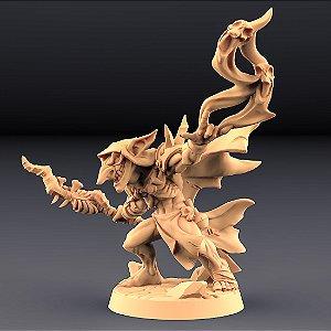 ZIPZAAP DARKSPARK - Goblins do clã Sparksoot - Miniatura Artisan Guild