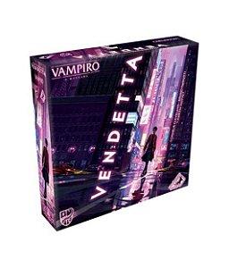 Vampiro: A Máscara - Vendetta - Jogo de tabuleiro