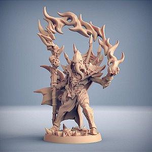 Slathos, o Ladrão de Almas - Salteadores das Profundezas - Miniatura Artisan Guild