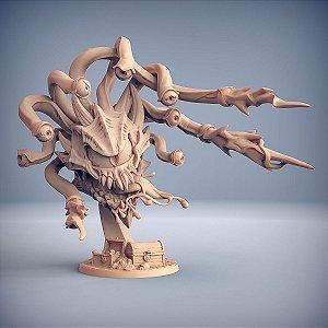 Xantaras, Olho Tirano - Salteadores das Profundezas - Miniatura Artisan Guild