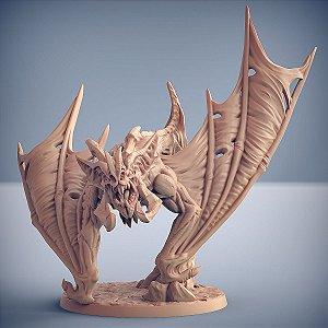 Morcego Atroz - Vampiros Sem Alma - Miniatura Artisan Guild