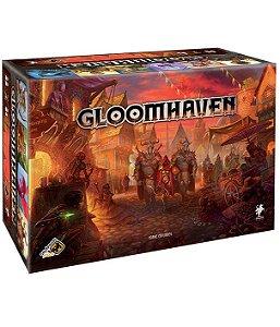 Gloomhaven - Jogo de tabuleiro