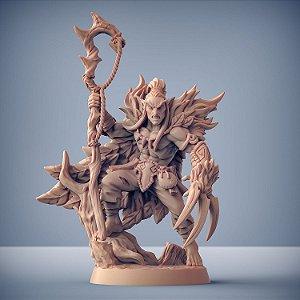Uldar, o Metamorfo - Elfos da Mata Profunda - Miniatura Artisan Guild