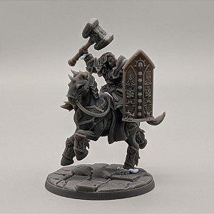 """Cavaleiro Templário """"B"""" - Irmandade do Réquiem - Miniatura Artisan Guild"""