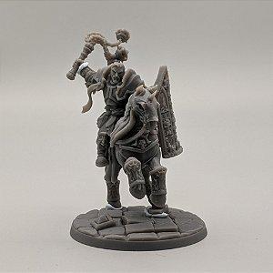 """Cavaleiro Templário """"C"""" - Irmandade do Réquiem - Miniatura Artisan Guild"""