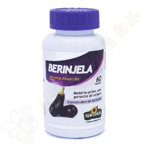 Berinjela 500mg c/60 - Sunflower