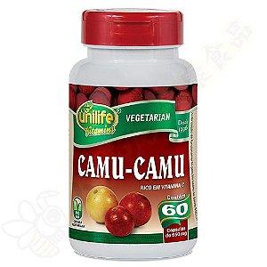 Camu - Camu em cápsulas c/60 - Unilife