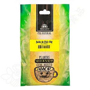 Chá de Boldo do Chile 30g - Kampo de Ervas