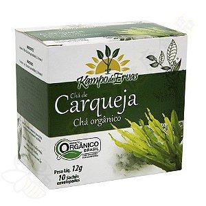 Chá de Carqueja Orgânico sachês c/10 10g - Kampo de Ervas