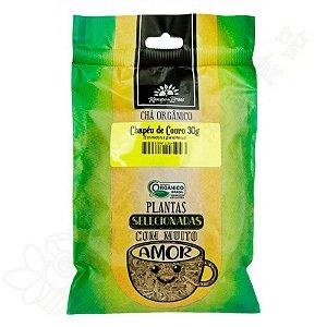Chá de Chapéu de Couro Orgânico 30g - Kampo de Ervas